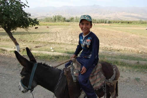 Photo Friday Story   in praise of Central Asia