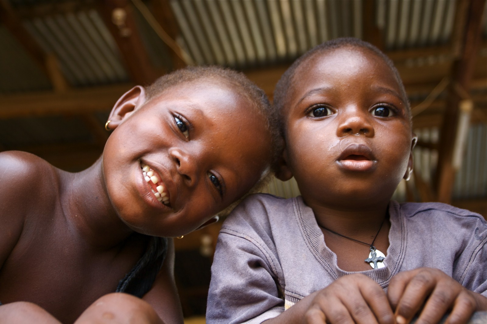 Child Africa