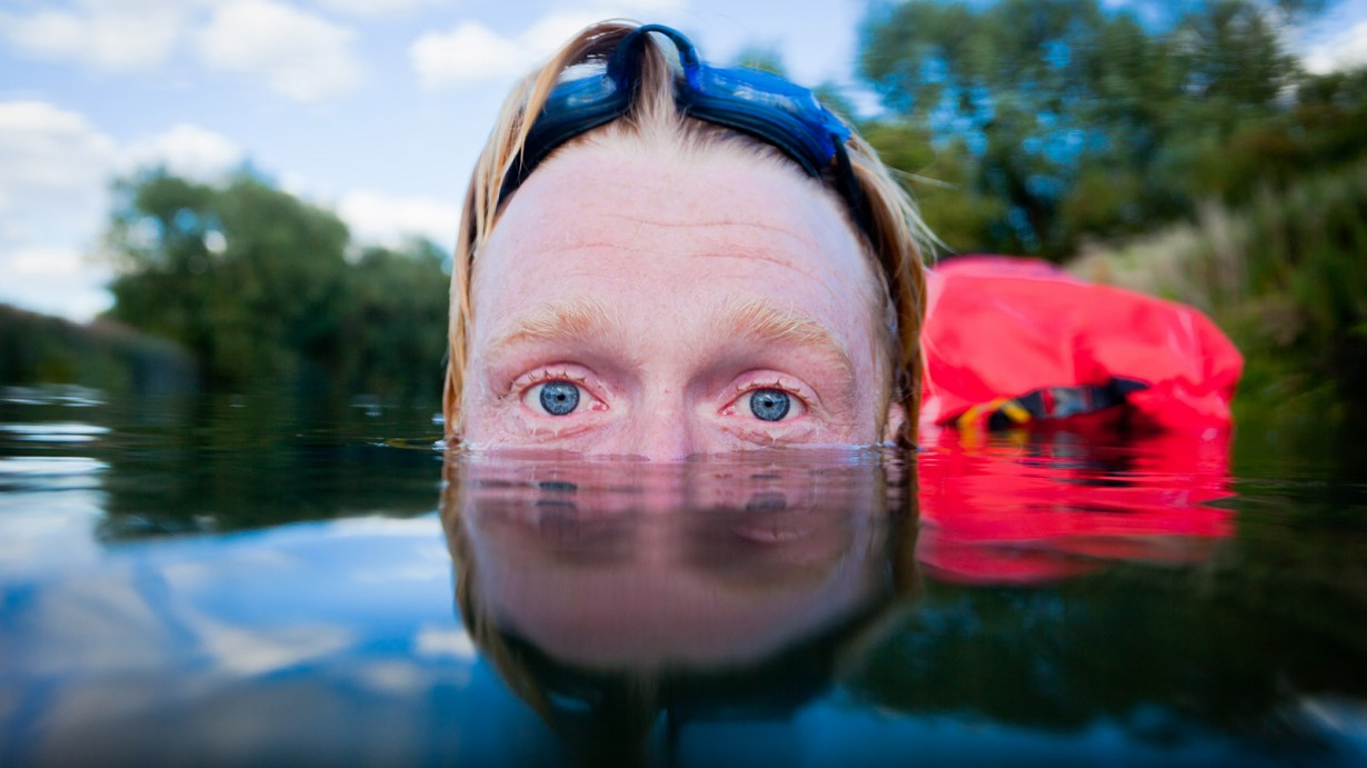 river swim alastair humphreys