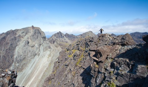 A Mountain Microadventure