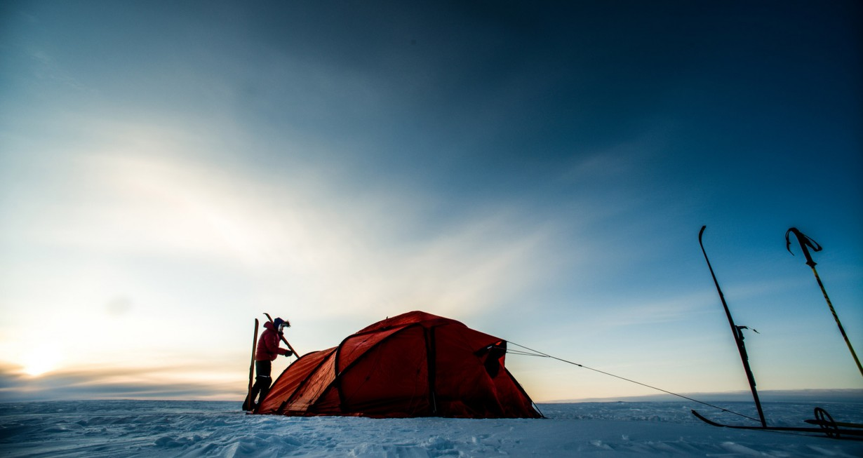 greenland tent