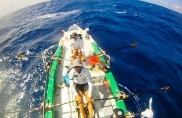 ocean rowing adventure
