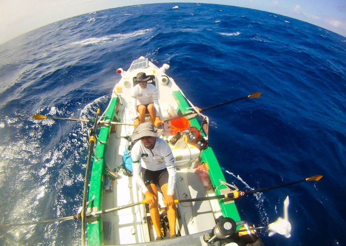 rowing boat atlantic