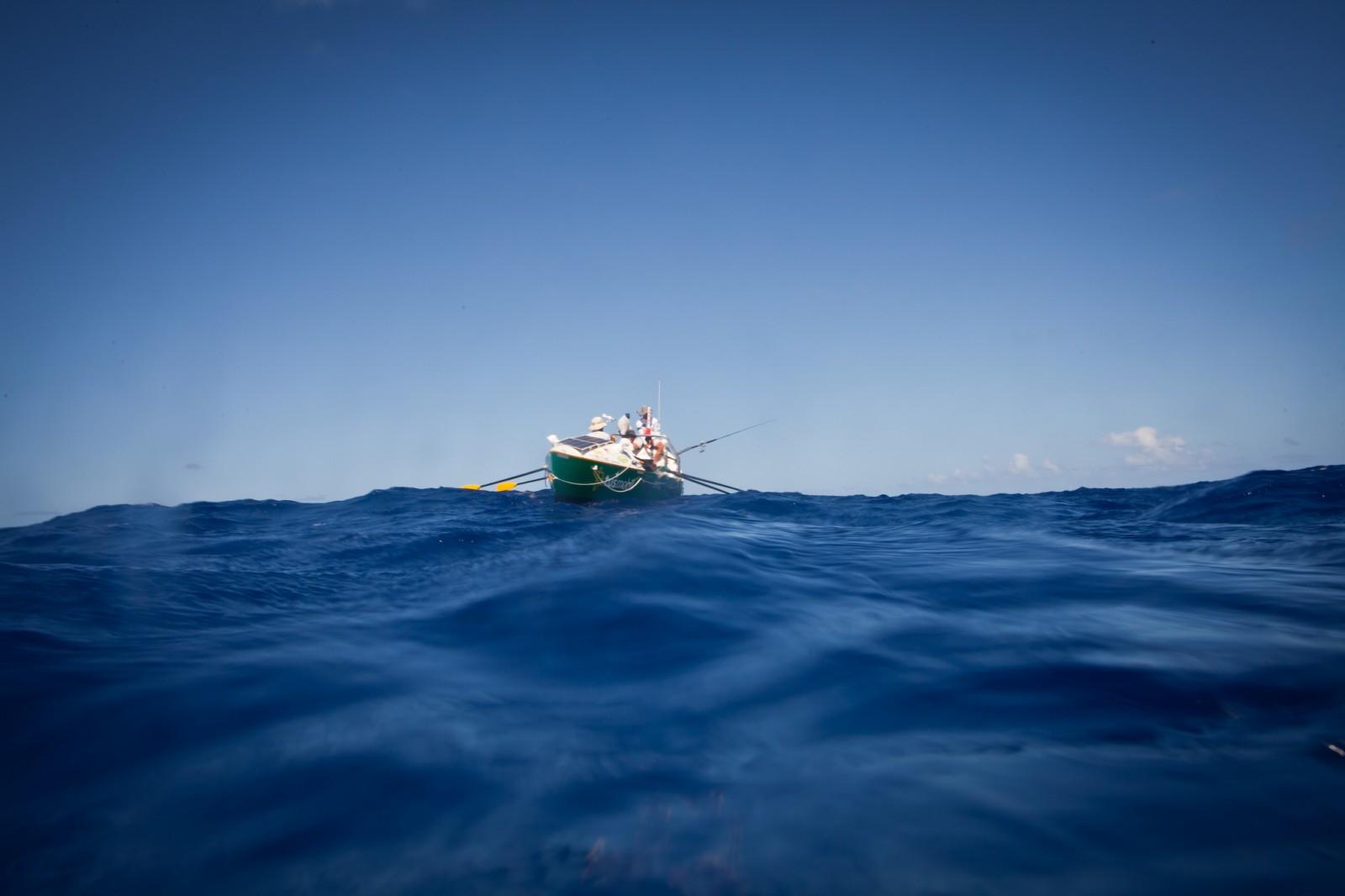 ocean row