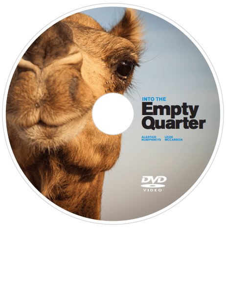 Into The Empty Quarter DVD