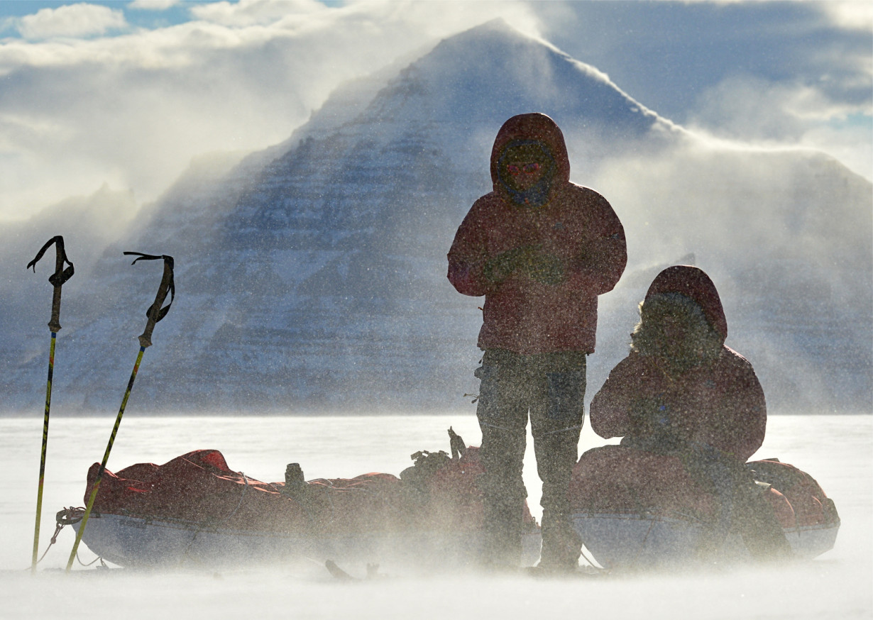 greenland arctic expedition
