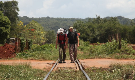 The Death Railway Expedition