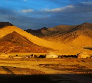 By Horseback across Kazakhstan
