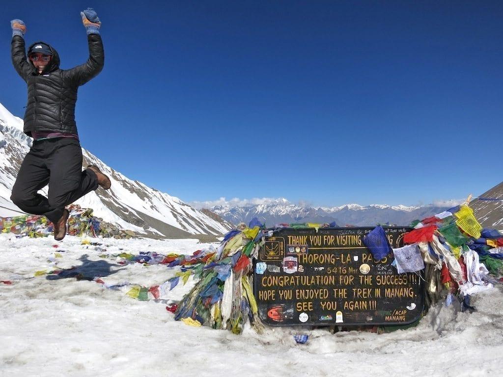 Throng La Pass Nepal