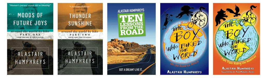 Alastair Humphreys Books