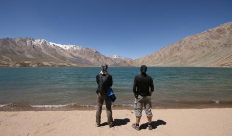 The Silk Road Adventure