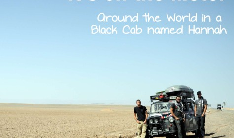 Around the World in a Taxi