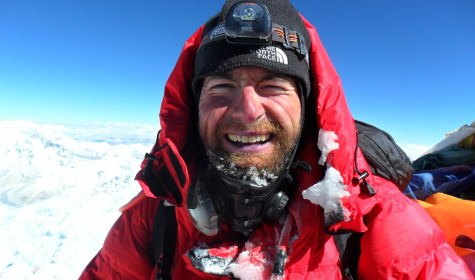 James Ketchell – Climbing Everest, Rowing the Atlantic, Cycling Round the World