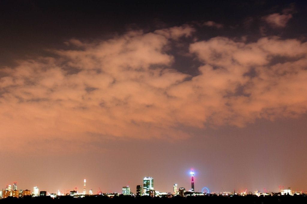 Primrose Hill Skyline 2