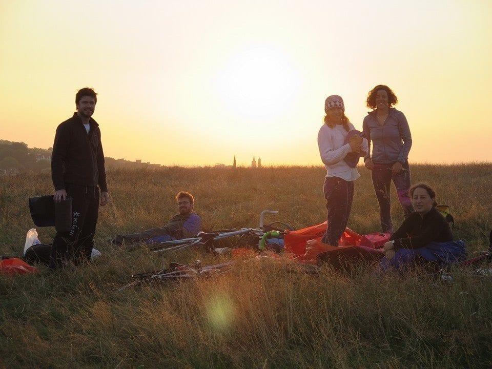 Team Hampstead heath 2