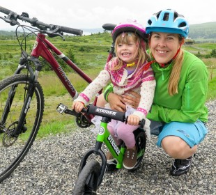 Maternity Leave Cycling Adventure