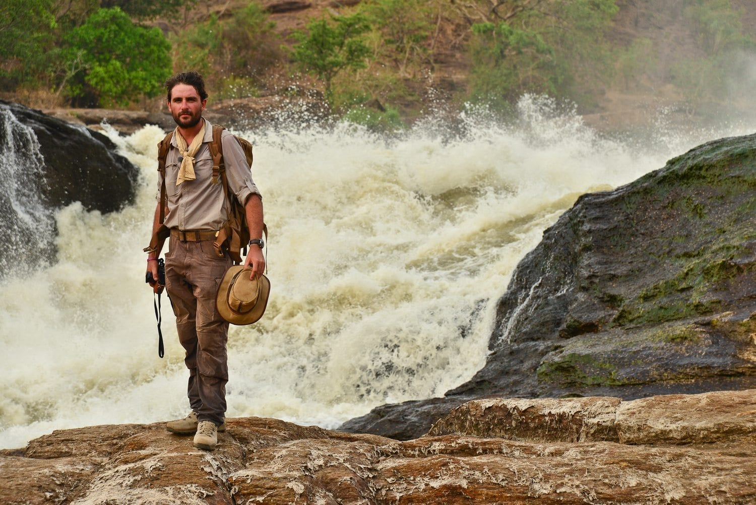 Walking The Nile An Interview With Lev Wood