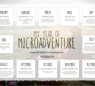 Your Summer of Microadventure