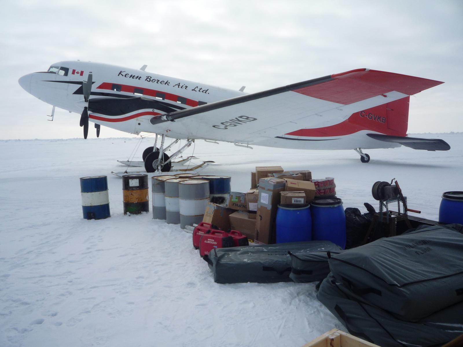 plane kit