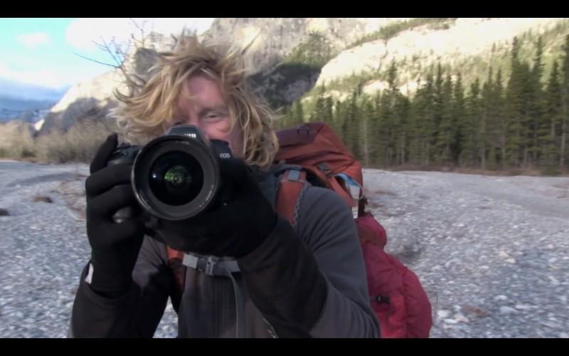 Alastair Humphreys camera
