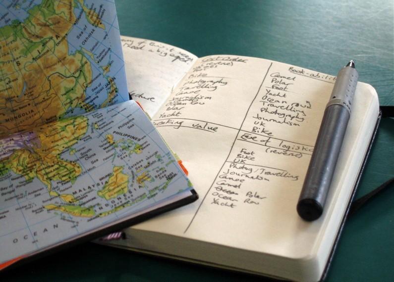 """""""I Read; I Travel; I Become"""""""