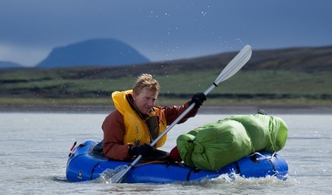 In Praise of Journeys on Water