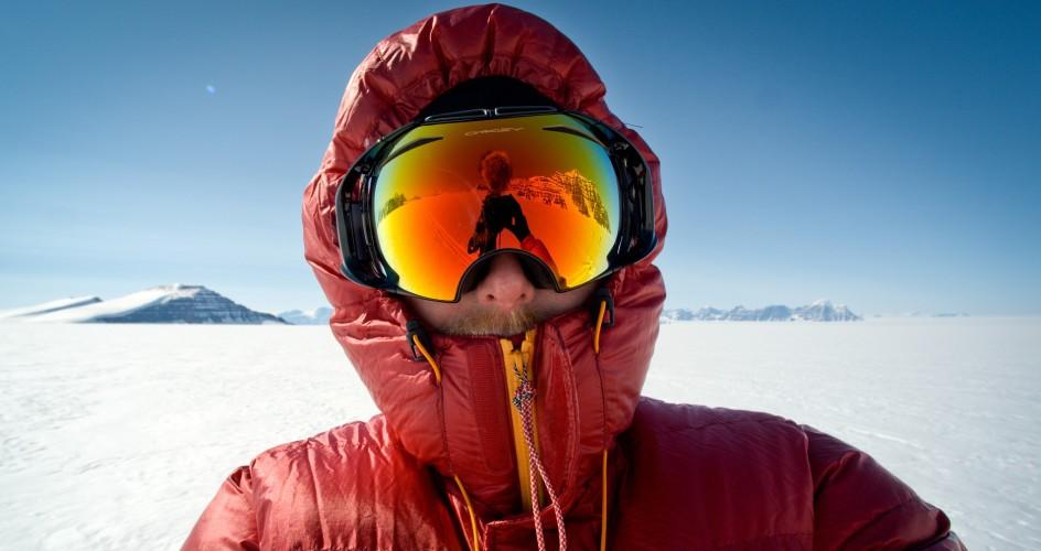 grand adventures - landscape selfie
