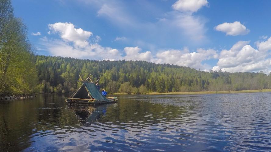 sweden raft