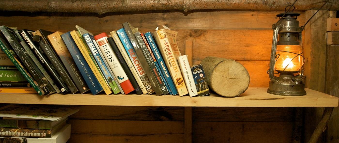 bookshelf - slim