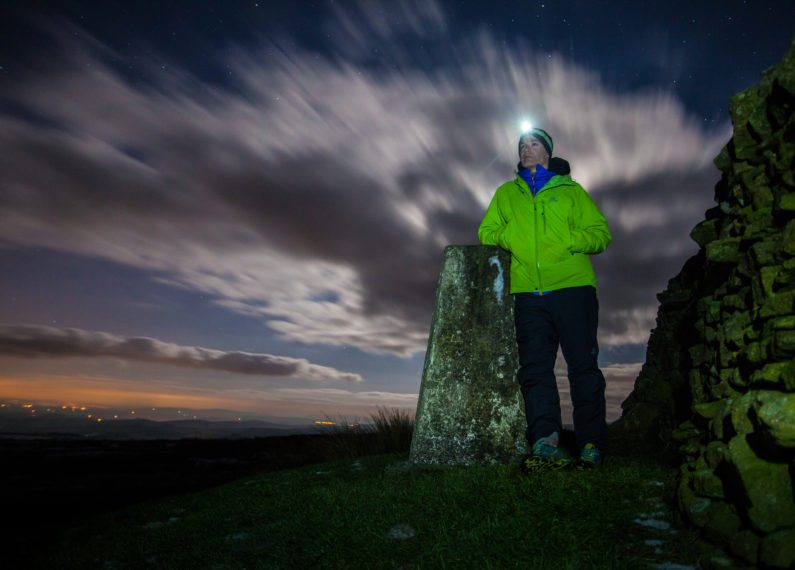 A series of Microadventure challenges to build your confidence