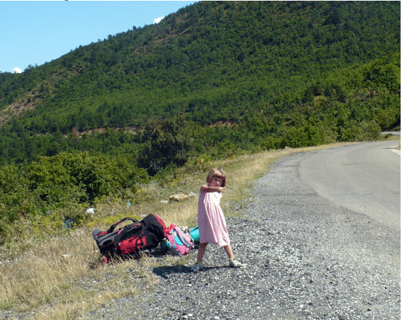 Family Life Draining You? Take Your Kids Wild Camping