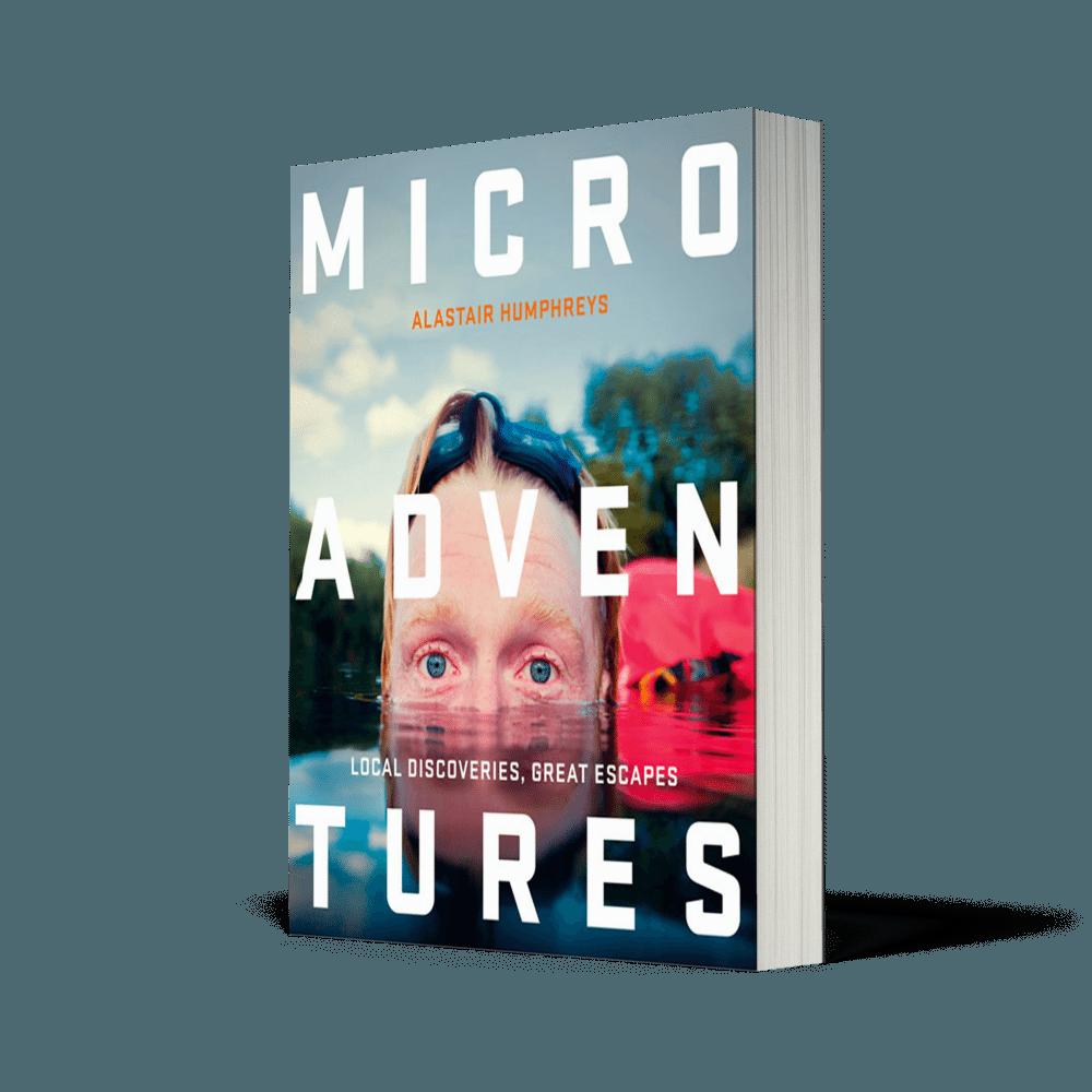 microadventures book