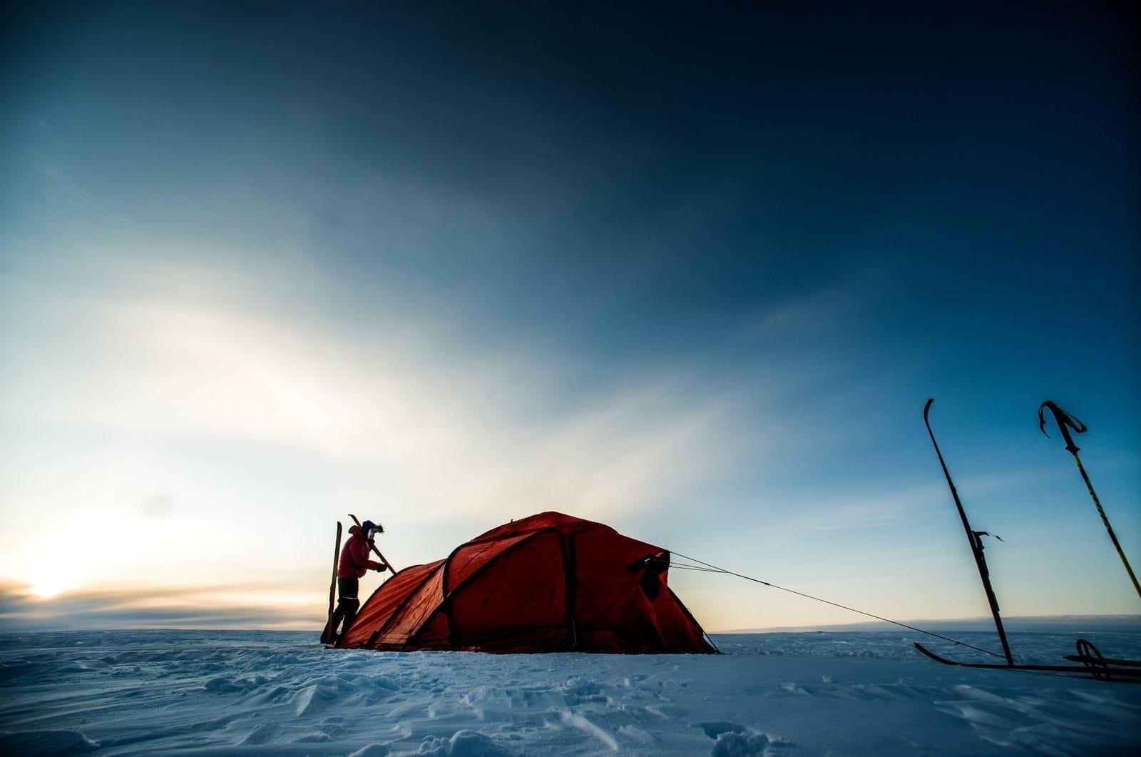 greenland tent