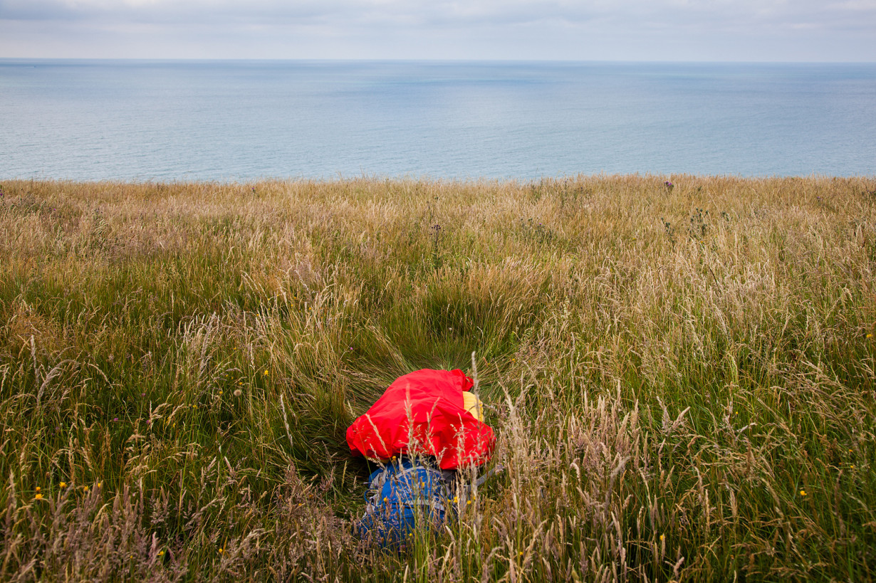 Bivvy Grass Sea