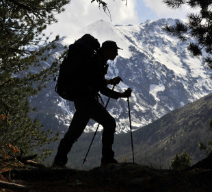 Unclimbed Mountains in the Russian Altai