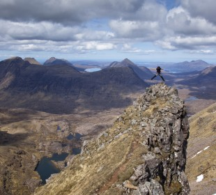 A One Year Expedition Around Scotland