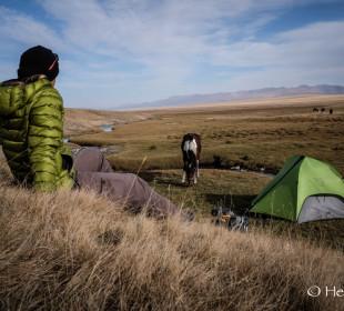 Helen Lloyd – trips by bike, packraft and horse