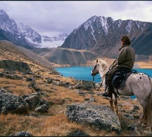 Tim Cope – 3 years on horseback