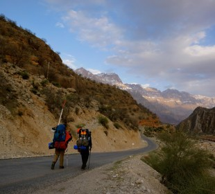 By Foot and Packraft across Iran – a free film!