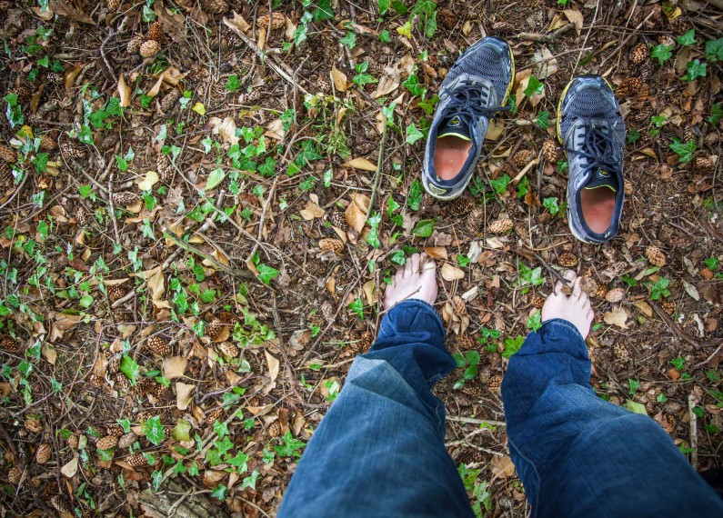Adventures on Foot: in Praise of Simplicity and Slowness