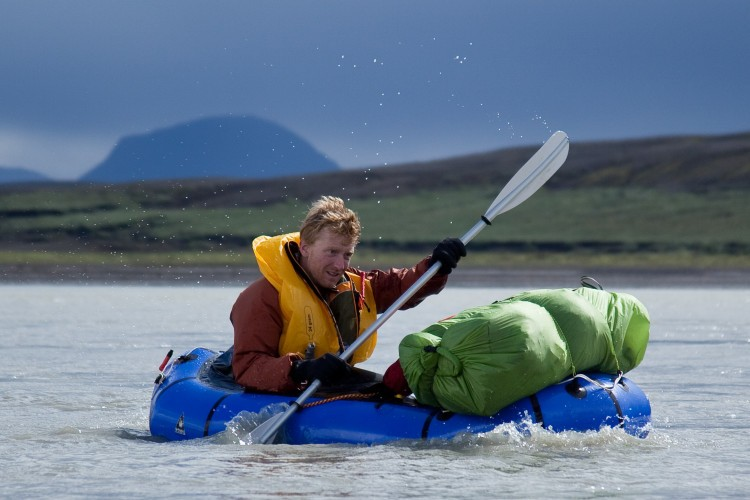river packraft alastair humphreys