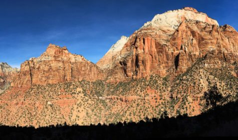 Las Vegas and Zion National Park – my thoughts