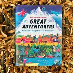 great adventurers cover